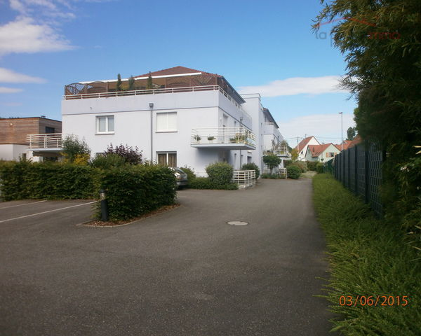APPARTEMENT T2  A LAMPERTHEIM - 024