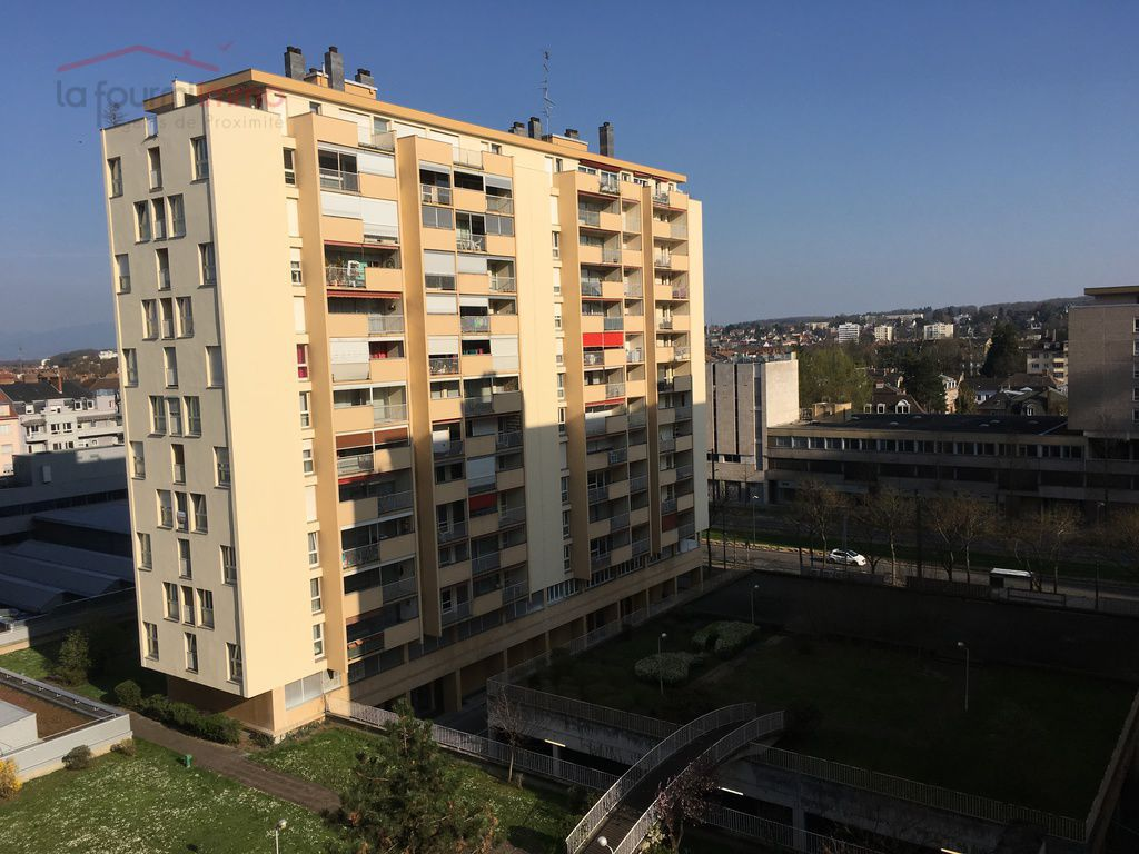 Annonce vente appartement mulhouse 68100 115 m 75 for Appartement atypique mulhouse