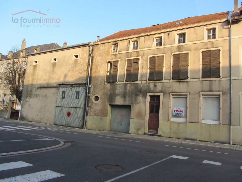 Annonce vente maison boulay moselle 57220 106 000 for Appartement boulay