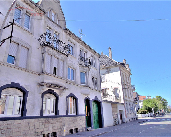 Vente immobilier Saint-Louis Immeuble de rapport 5 appartements - Vente immobilier Saint-Louis Immeuble de rapport