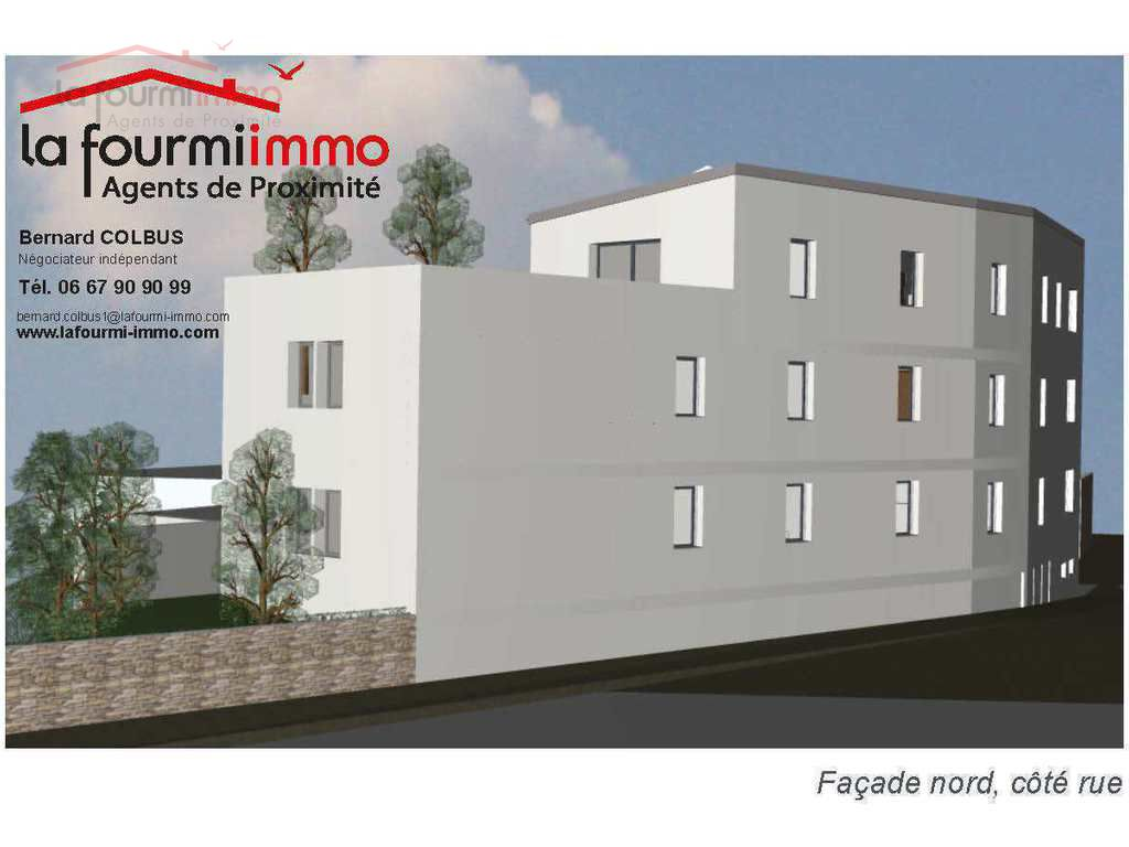 Vente appartement sur plan 57220 Boulay - 001