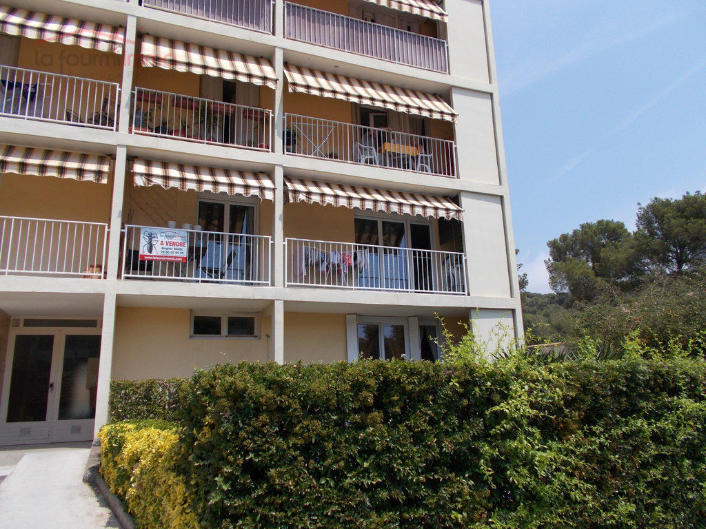 Appartement T4 Toulon Ouest - Fa ade 1