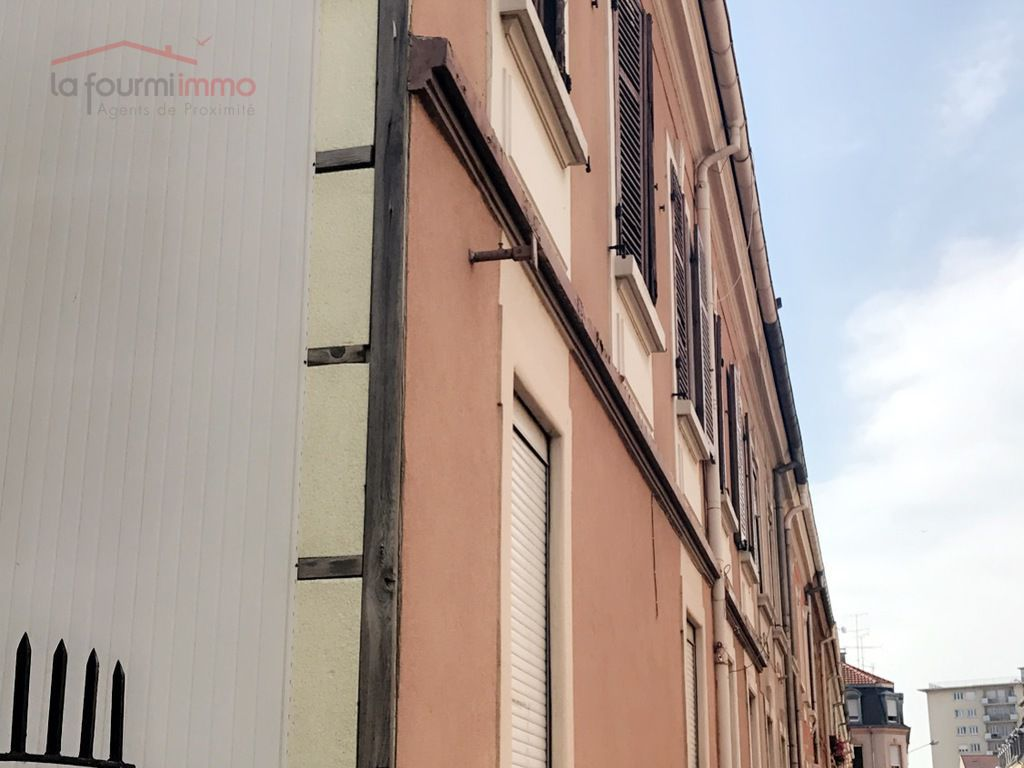 Immeuble de 4 appartements à mulhouse 68200 - Img 1748