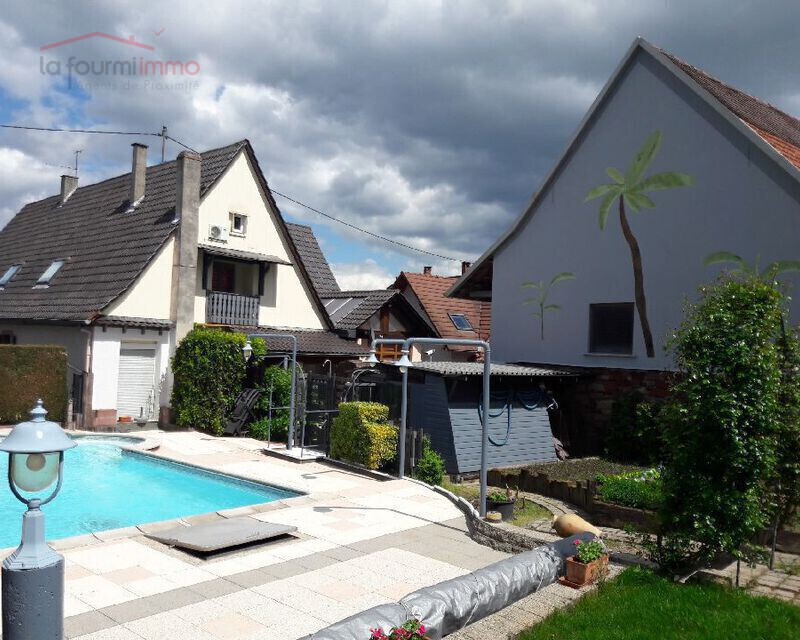 Ensemble immobilier à Schleithal - Resized 20200502 141303 schleithal