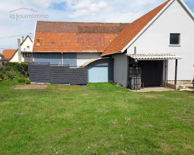 Ensemble immobilier à Schleithal - Resized 20200503 143224 schleithal