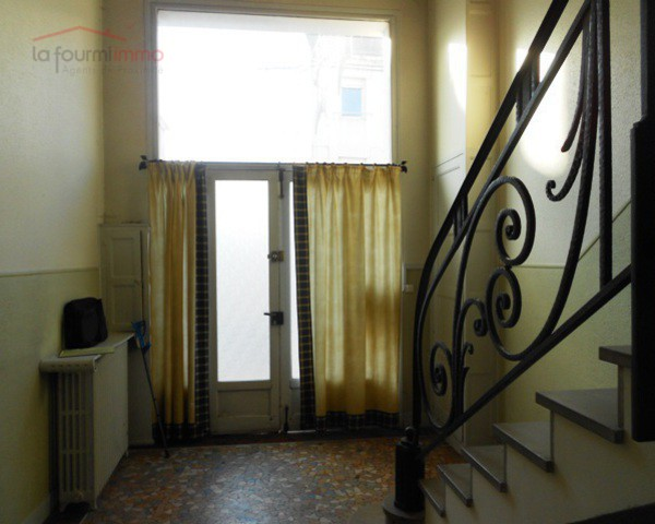 Appartement T6 centre ville - Entr e