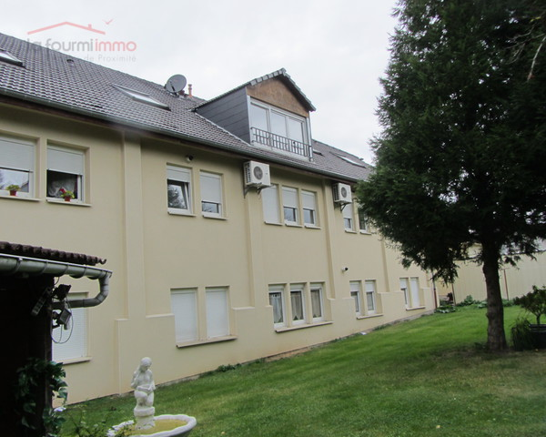 Vente appartement type F2  57220 Boulay - 020