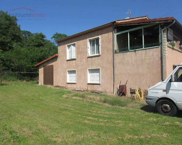 Maison 119m² Ss-sol complet+local 60m² Terrain 1155 m² constructible  - Img 1204