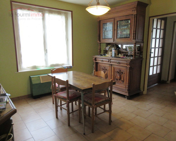 Maison 119m² Ss-sol complet+local 60m² Terrain 1155 m² constructible  - Img 1175