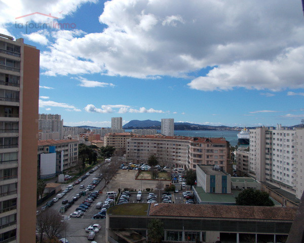 Appartement T5 Toulon - Vue port