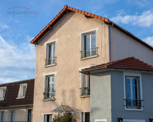 Appartement Duplex de 55M² proche métro - extension possible + Rooftop - Hela faire parts-5