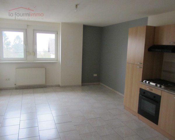 Vente appartement type F2  57220 Boulay - 006