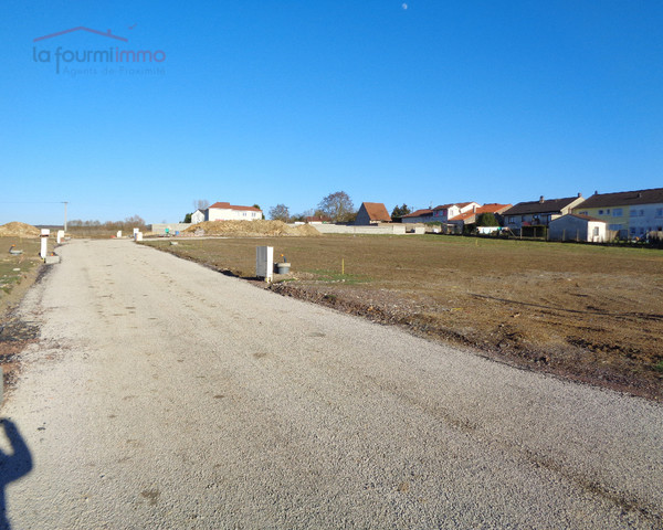 Vends à Alzing (57320) terrain à construire de 720 m2 environ  - Photo fev-2019-1
