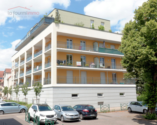 Vente appartement à Saint-Louis 68300 - appartement à vendre à Saint-Louis 68300