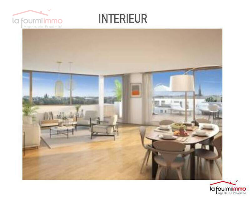 Appartement Bordeaux  - Interieur