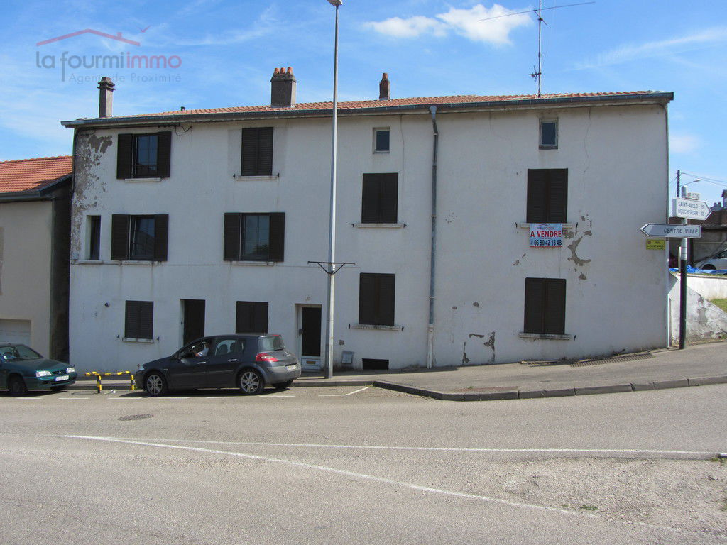 Vente immeuble boulay 57220 la fourmi immo for Appartement boulay