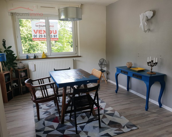 Bel appartement F3/F4 en rez-de-jardin avec parking privatif - 03  2