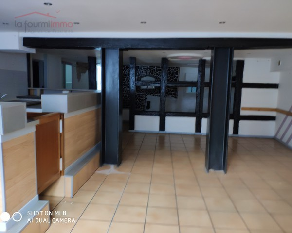 local commercial centre ville 130 m2  sans locataire   - Img 20181107 110502