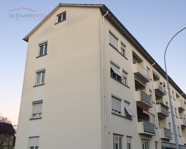 Appartement Strasbourg ouest - Img 4179