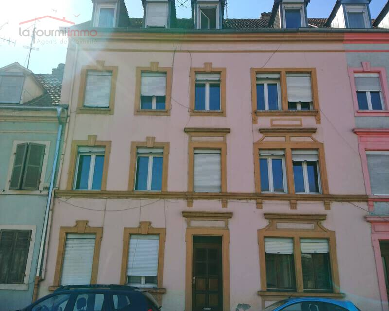 Immeuble 7 appartements à Mulhouse centre - 55447000 411148712983229 7280661610505437184 n