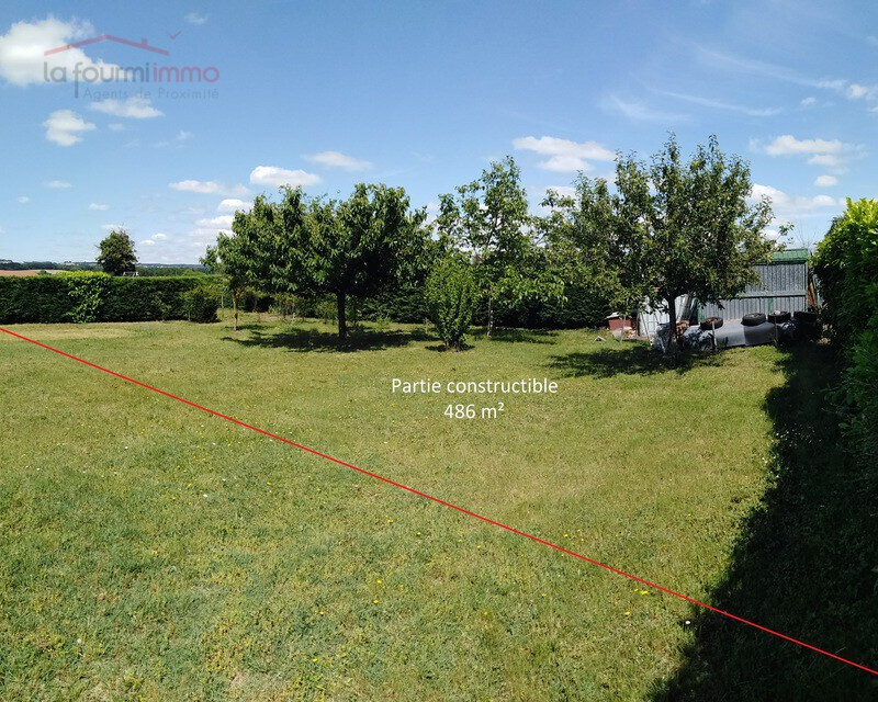 Terrain 486 m² (projet construction possible) - Img 20190606 153829 1 1