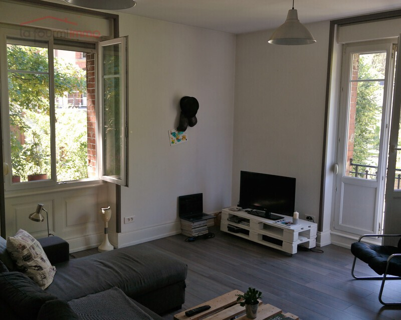 Appartement Duplex 167m² - Bas-Rebberg - Salon 2