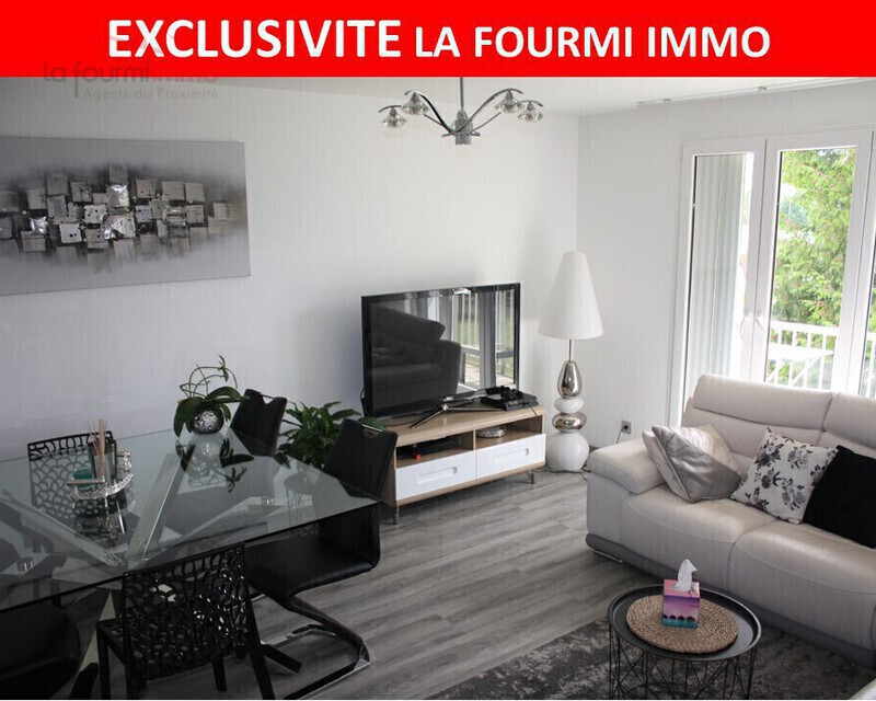 Appartement T4 Rixheim 79.22m2 - Photo de pr sentation exclusivite