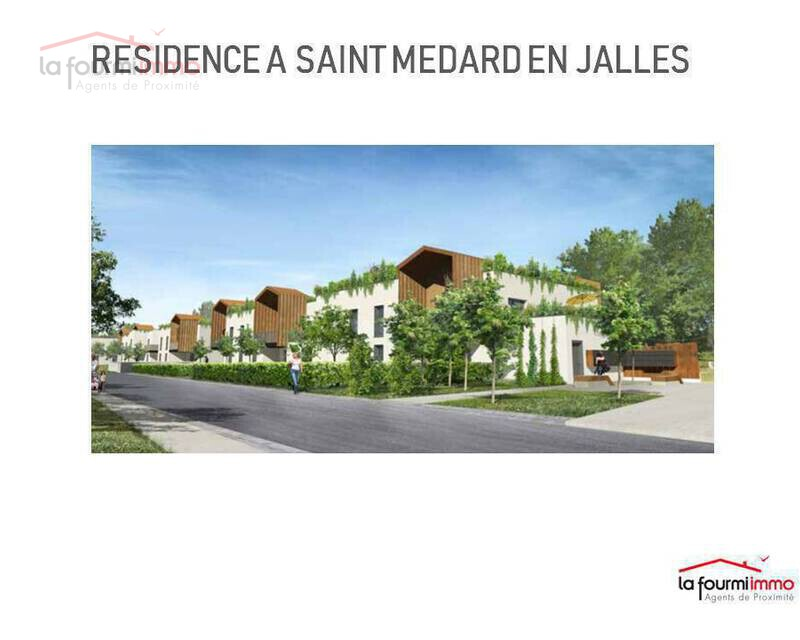 Appartement T2 Saint Médard en Jalles - Photo 2