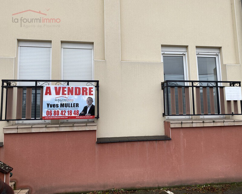 Vente appartement 3 Pièces 57220 Boulay - Img 3210