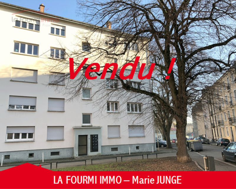 Appartement F3 Mulhouse - Immobilier-guebwiller-appartement-a-vendre-marie-junge-haut-rhin