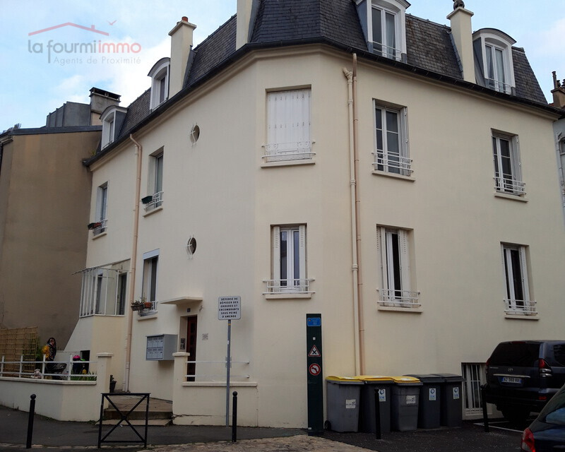 Appartement type F3 d'env. 41m² - Fa ade 1