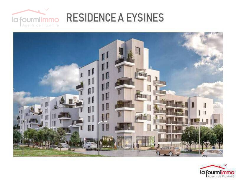 Appartement T2 Eysines - Diapositive1