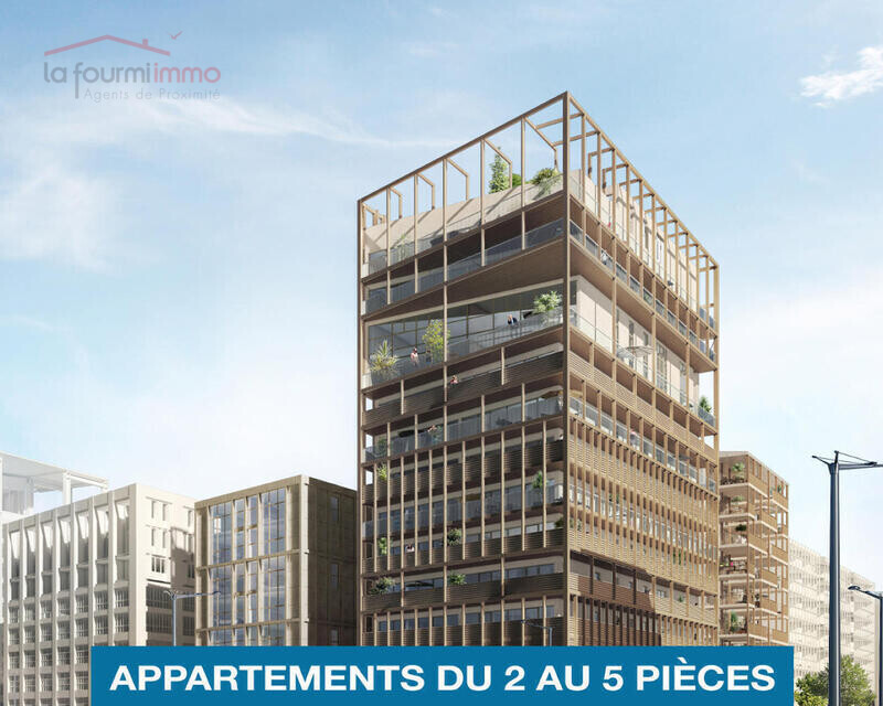 Appartement T4 Bordeaux - Photo 1