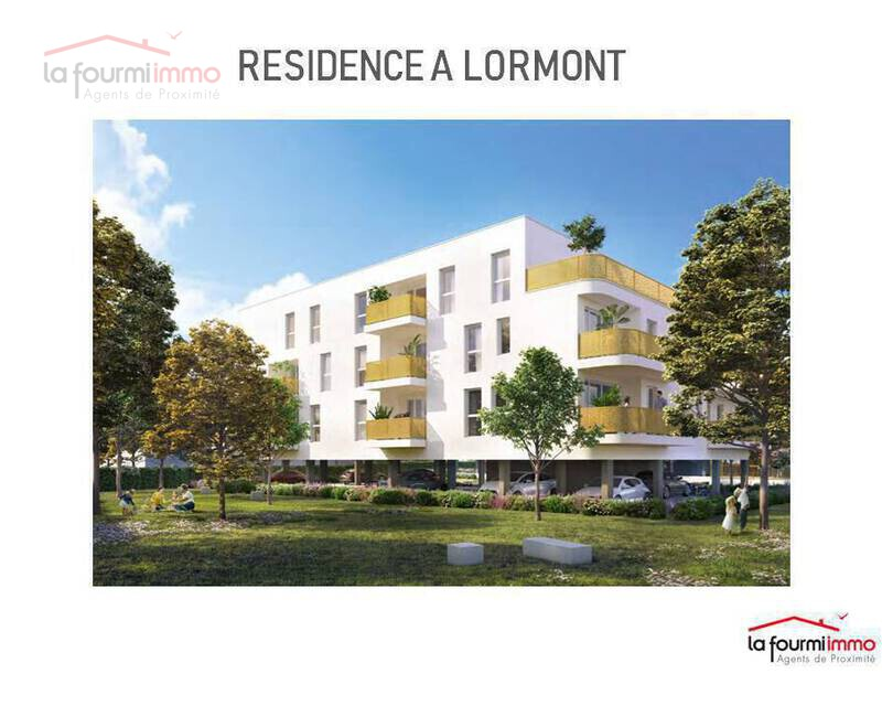 Appartement T2 Lormont - Diapositive1