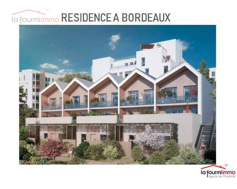 Appartement T4 Bordeaux - Diapositive2