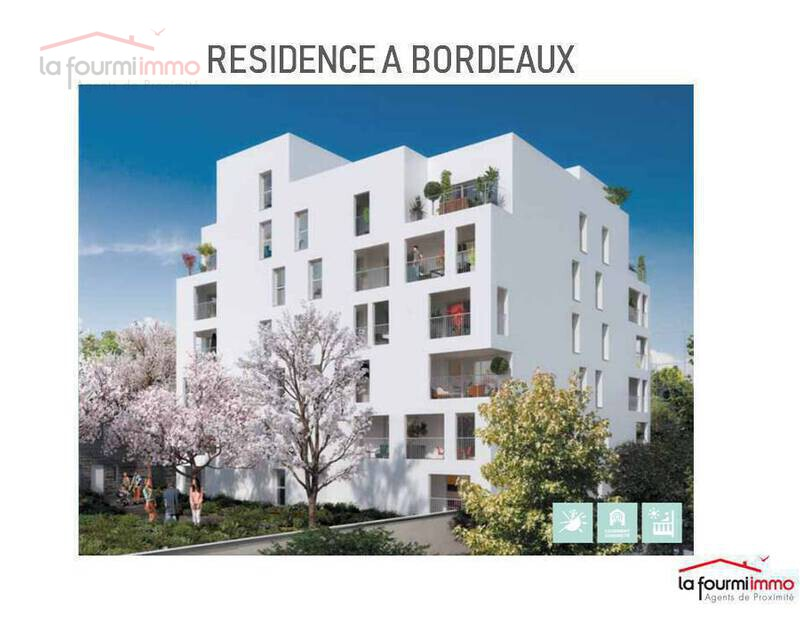 Appartement T3 Bordeaux - Diapositive1