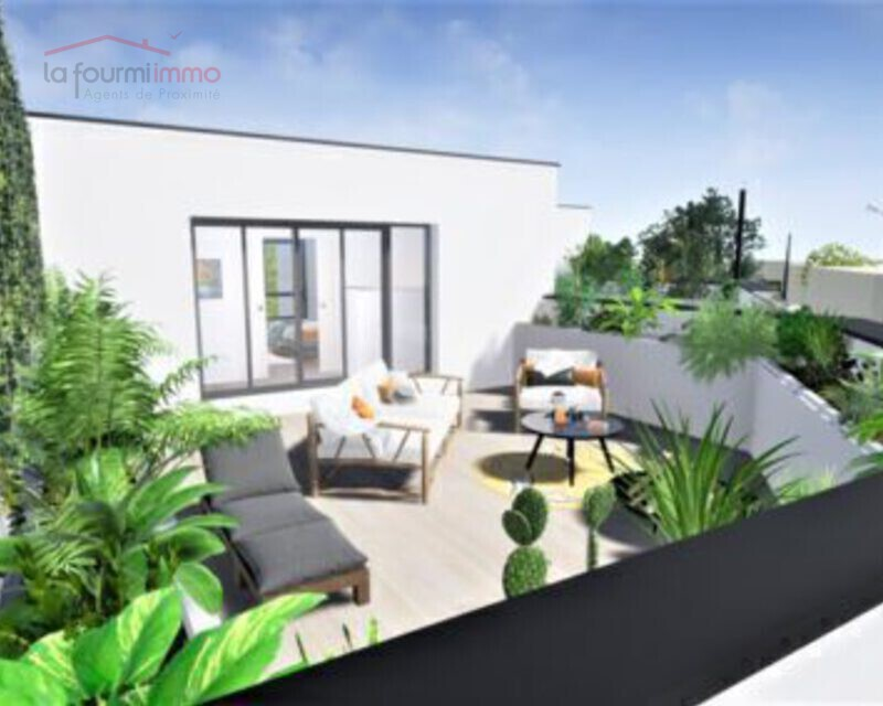 Appartement T4 Bordeaux - 4