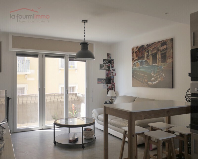 Appartement T2 46 m² 2ème étage, parking et cave - 1040706 shiftn