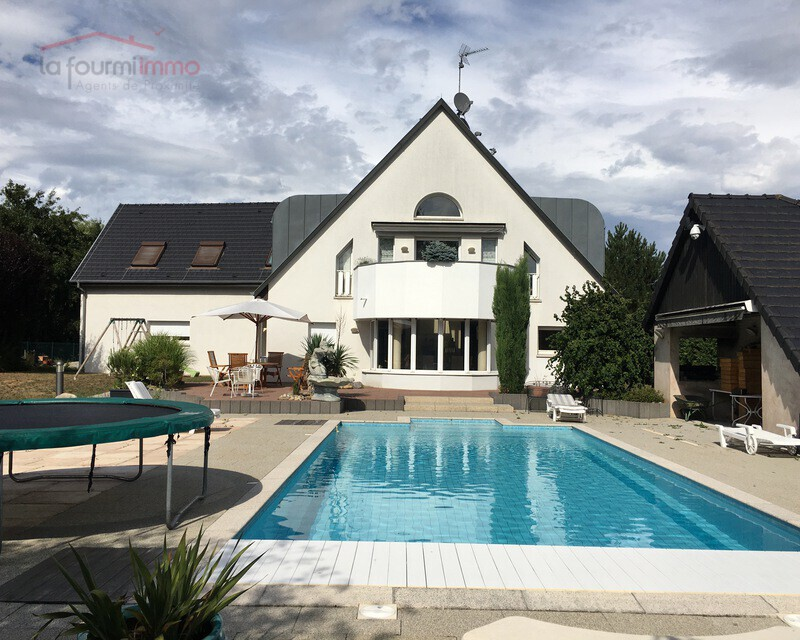 Bien d´exception au golf de La Wantzenau (67610) - Ext