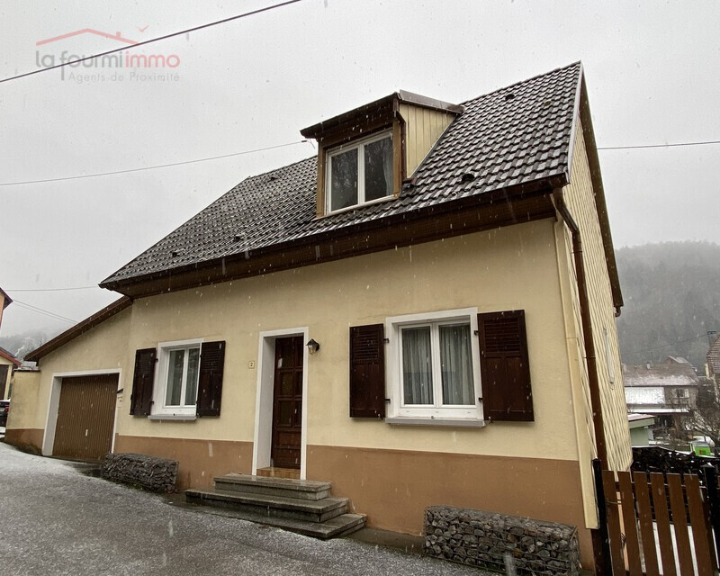 Maison 4 pièces 68290 Oberbruck, Haut-Rhin - #oberbruck #rbmimmo #4pieces