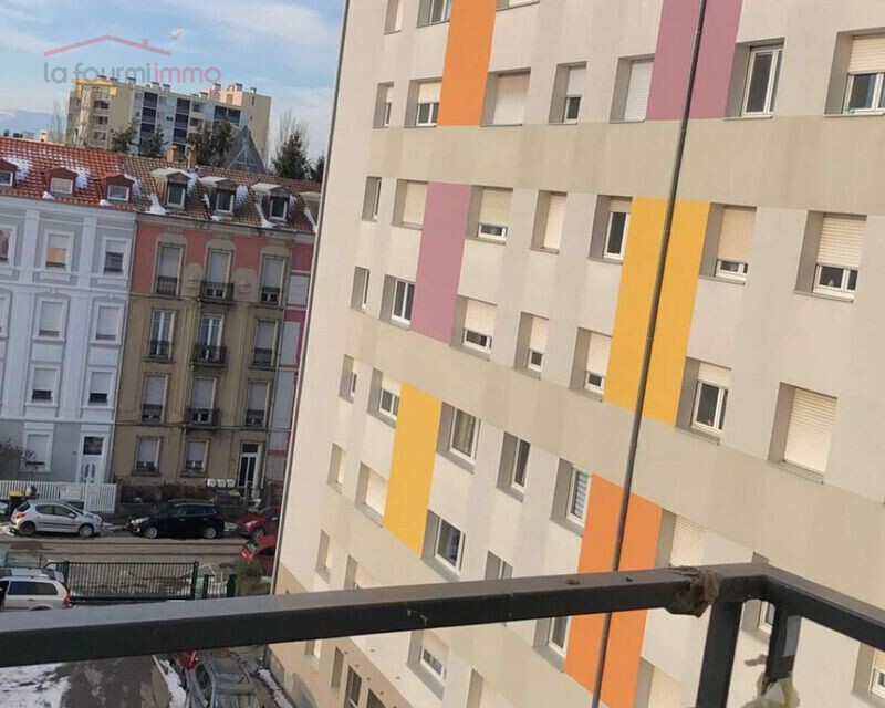 Appartement lumineux 4 pieces Mulhouse - Ozer7