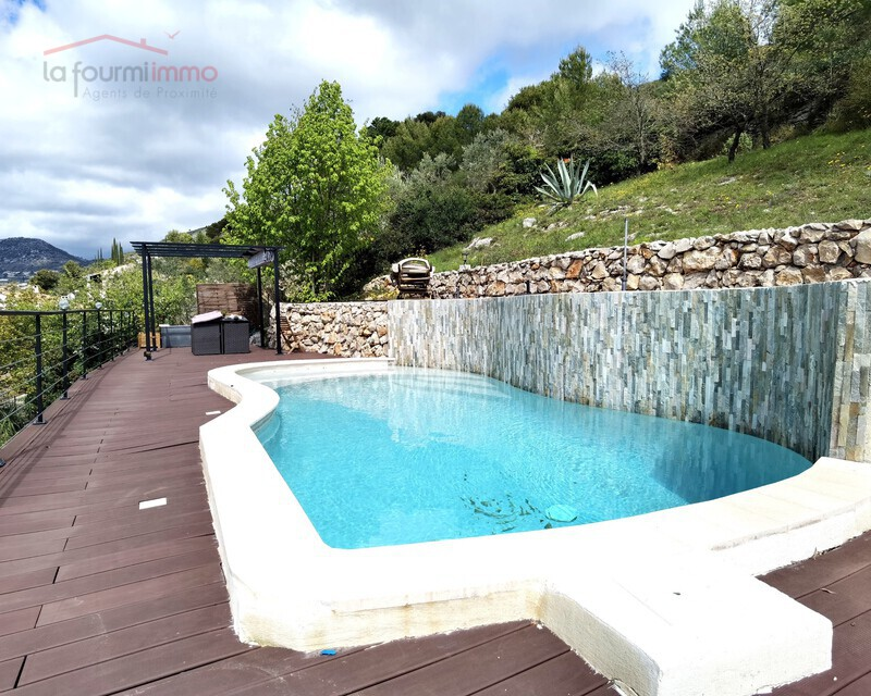 Maison d'architect 235 m² - Piscine