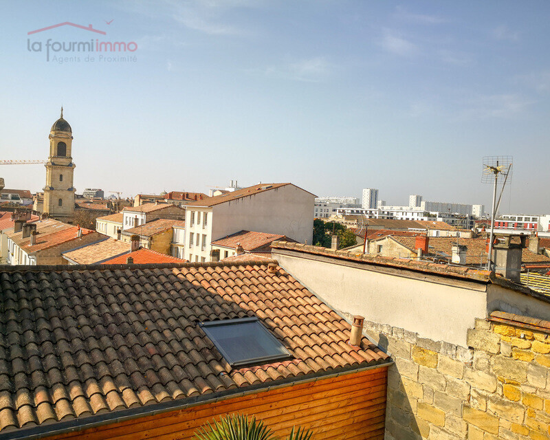 Bordeaux Chartrons - Appartement T3 standing- Terrasse privative  - Img 20210304 124915 edited